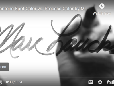 Pantone Spot Color vs. Process Color 1