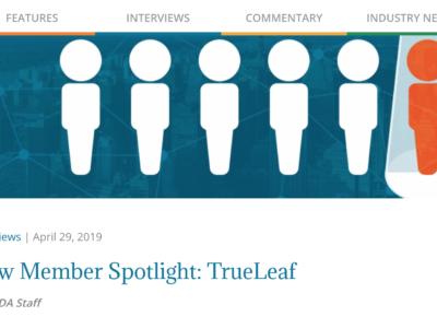PSDA Profiles Marc Laucks and True Leaf